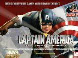 sloto yunu Captain America Playtech