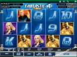 sloto yunu Fantastic Four Playtech