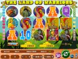 sloto yunu Land Of Warriors Wirex Games
